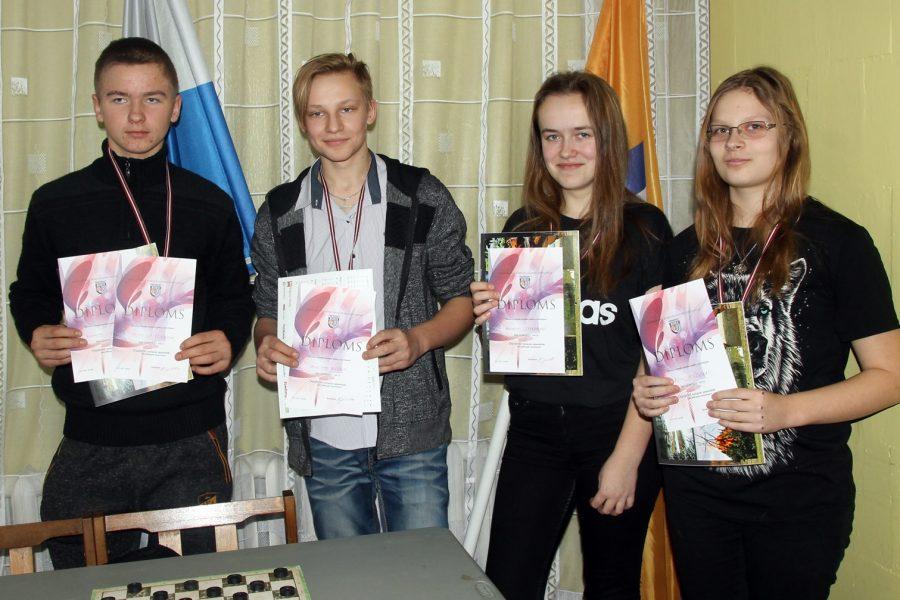 Bauskas un Rundāles novadu sporta spēļu turnīrs U-16 (pievienota galerija 23.01)