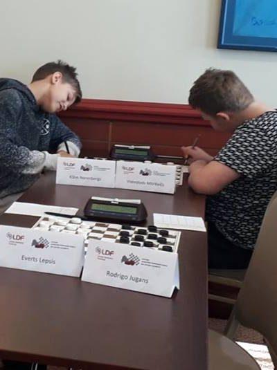 Latvijas čempionāts jauniešiem 100 ir noslēdzies