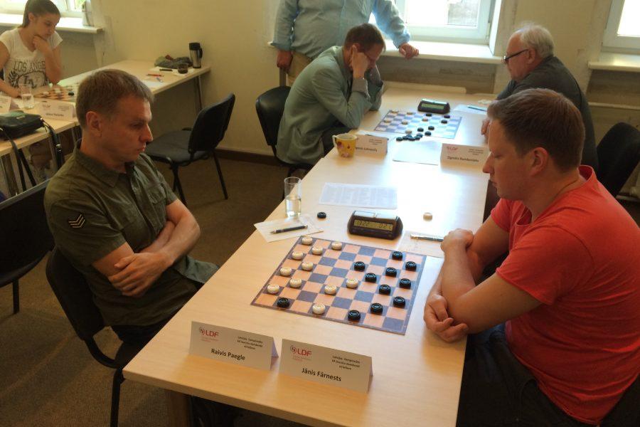 Latvijas čempionāts 64 ir noslēdzies ar sensāciju (atjaunots 04.06 12:27)