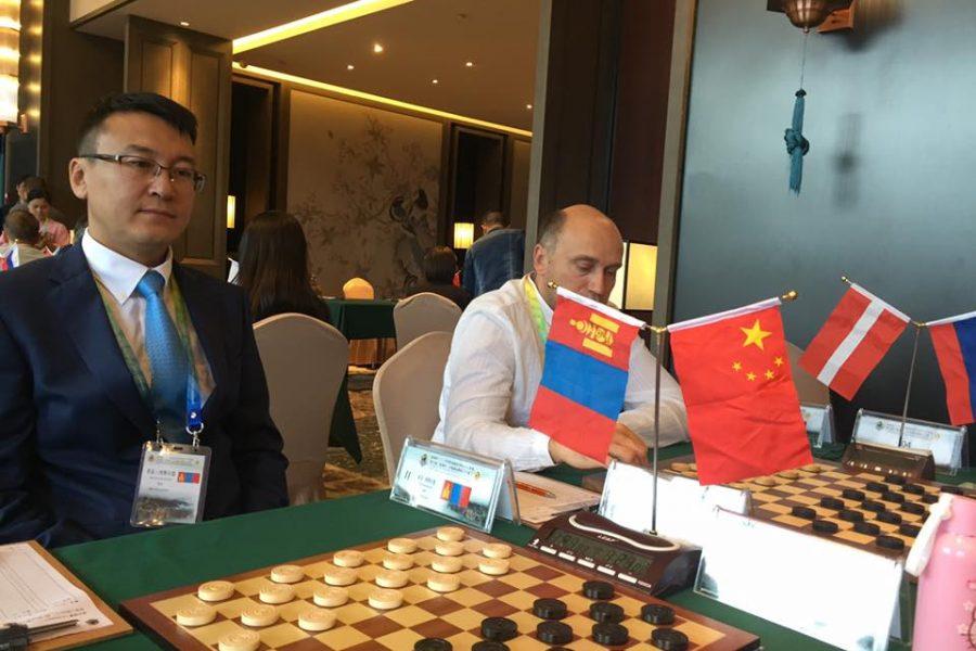 Pasaules kausa posms: 6th Xingqiu Cup