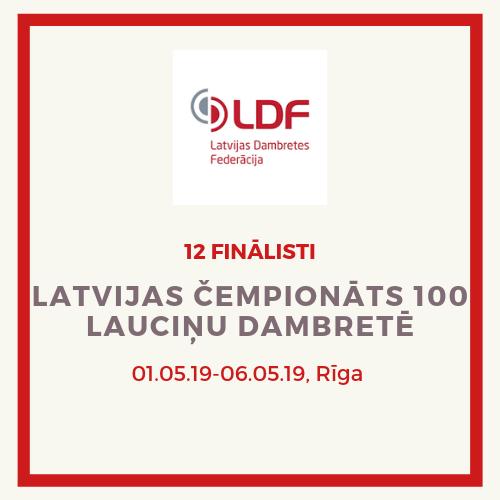 👨🦯 Nolikums: Fināls – LV čempionāts 100 lauciņu dambretē