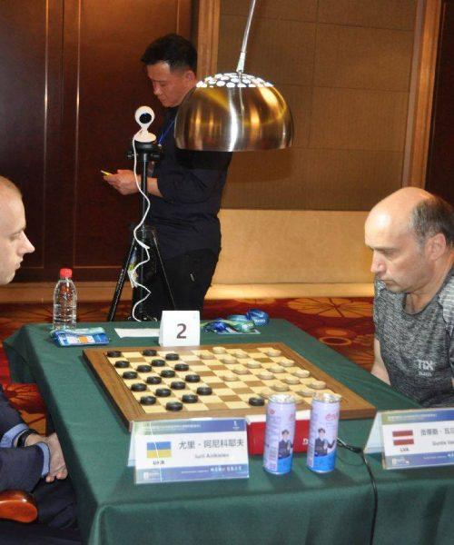 Lielakais turnirs Kina notiek pilna spara!