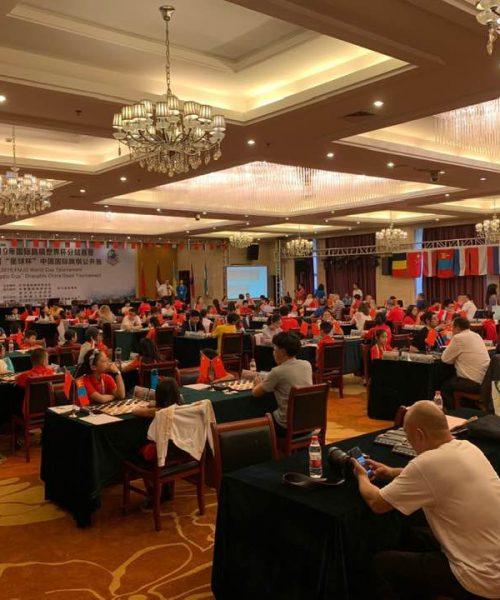 🇨🇳7th Xingqiu Lishui Pasaules kauss tuvojas noslēgumam