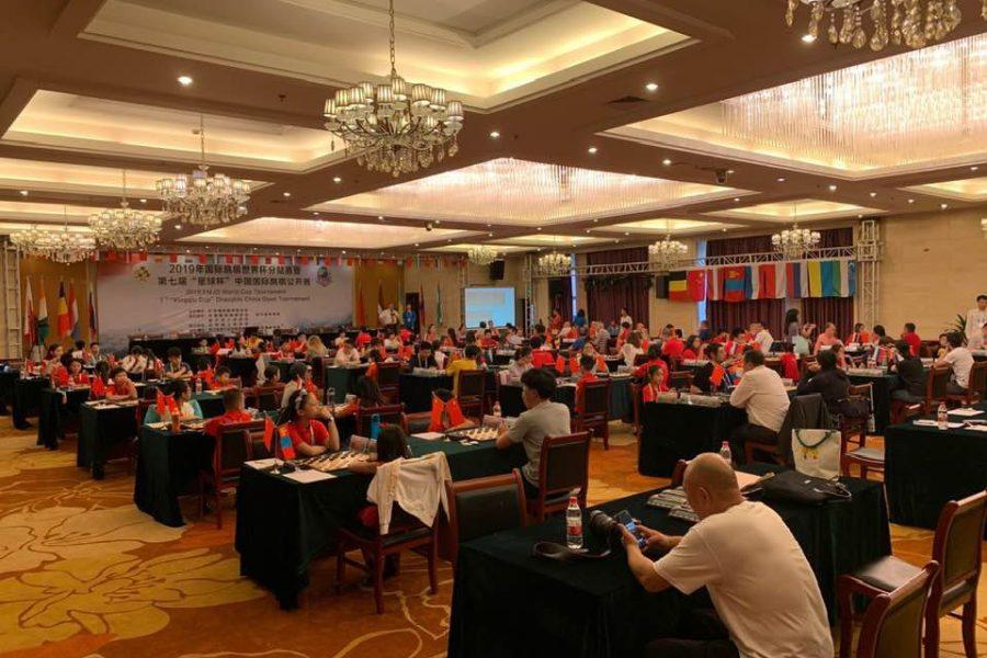 🇨🇳7th Xingqiu Lishui Pasaules kauss noslēdzies (atjaunots 23.08 18:38)
