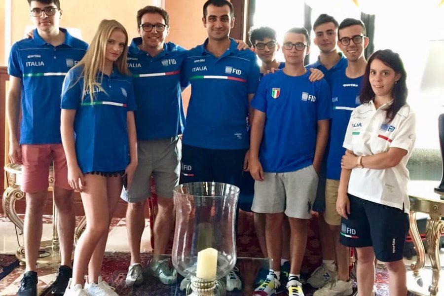🇮🇹EDC: 11ais Eiropas čempionāts komandām 100 lauciņu dambretē (atjaunots 08.09 19:21)