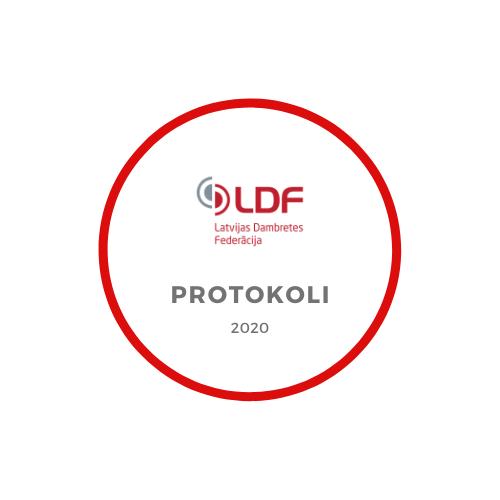 LDF: Valdes sēdes protokoli