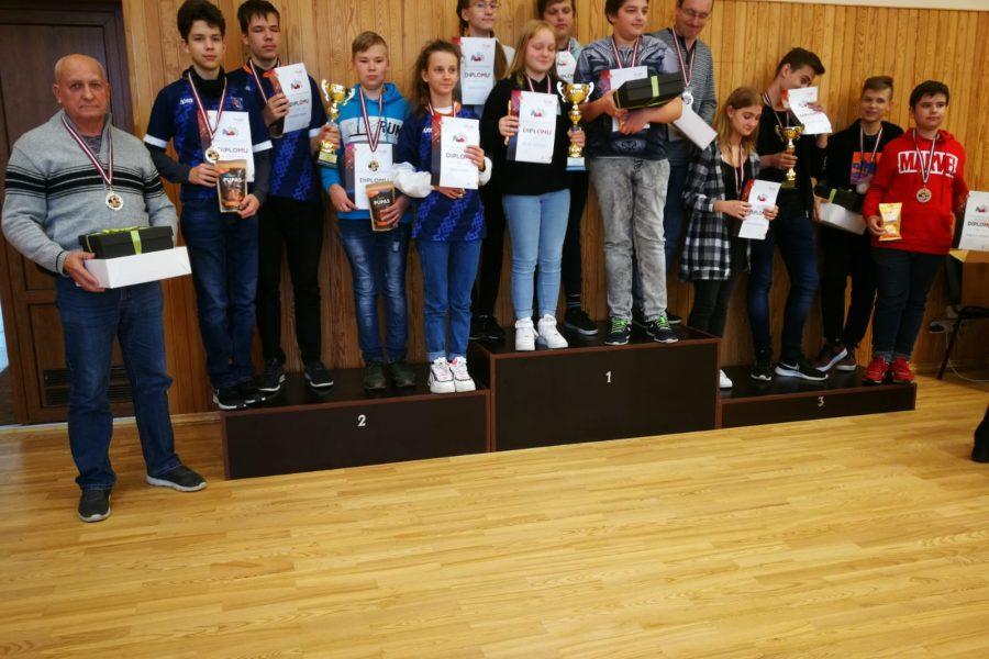 Latvijas jaunatnes olimpiāde Brīnumdabretē